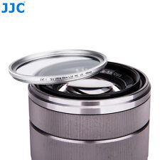 JJC 49mm S+ L39 Ultra Slim Multi-Coated UV Filter Camera Lens Protector Silver