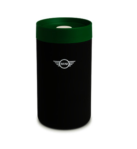MINI GENUINE TRAVEL MUG - BLACK