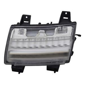 For 2020 Jeep Gladiator Left Driver Side TURN SIGNAL / PARKING LIGHT LED