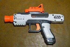 Nerf Star Wars Force Awakens Stormtrooper 2014 Dart Gun Blaster Pistol