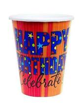 Paper Birthday, Adult Party Tableware Cup Less than 10