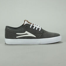 Lakai Griffin Skate Trainers Brand new in box UK Size Grey/White 6,7,8