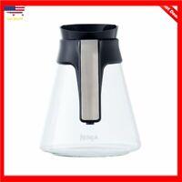 Ninja Coffee Bar Glass Carafe Replacement (CFCARAFEG) Clear-3