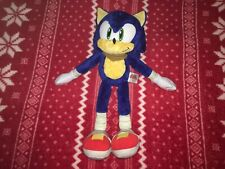 """Official TOMY 15"""" SONIC THE HEDGEHOG BOOM Sonic Plush Toy Doll 2014"""