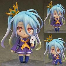 Nendoroid 653 Anime No Game No Life Shiro PVC Figure Toy Gift