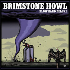 BRIMSTONE HOWL Blowhard Deluxe LP . garage punk the gun club oblivians pussy gal