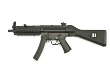 New listing RARE BRAND NEW CYMA MP5 Knights Armament RIS w/Fixed Stock AEG Airsoft Gun