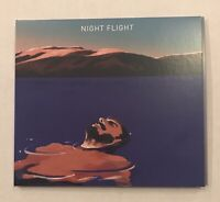 NIGHT FLIGHT by NIGHT FLIGHT [CD 2018] Explicit Music Dance/Electronic Rock VGC