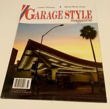 Garage Style Magazine Colkers 76 Station Holiday  Buyers Guide