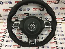 VW Golf 6 Polo GTI R-Line DSG lenkrad Steering Wheel Lenkradairbag Schaltwippen