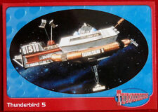 THUNDERBIRDS - Thunderbird 5 - Card #10 - Cards Inc 2001