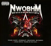 NWOBHM  (The New Wave Of British Heavy Metal) [CD]