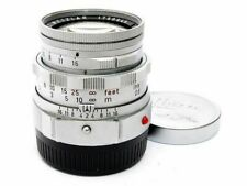 Leica Leitz Summicron 50mm F2 Lens DR Leica M Mount Excellent from Japan F/S