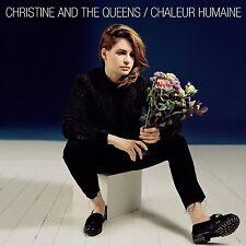 CHRISTINE AND THE QUEENS CHALEUR HUMAINE CD ALBUM (U.K. VERSION) (2016)