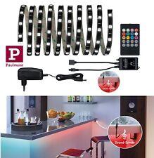 Paulmann YourLED Lights und Sound Comfort Set 3m RGB für musikgesteuerte Farben