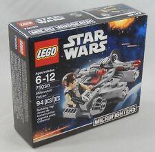 LEGO Star Wars 75030 Millennium Falcon Microfighters Set NEW in Box Retired