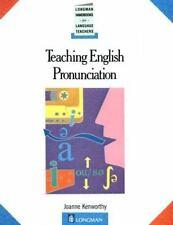 Teaching English Pronunciation (Longman Handbooks for Language-ExLibrary