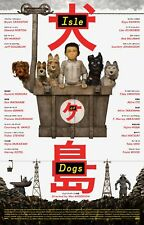 Isle Of Dogs Movie Poster 18'' X 28''