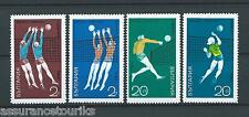 BULGARIE VOLLEY BALL - 1970 YT 1807 à 1810 - TIMBRES NEUFS** LUXE
