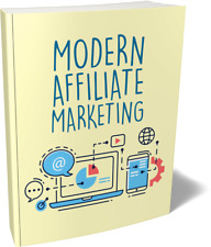Modern Affiliate Marketing Strategies- eBook and Bonuses on CD