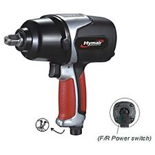 Hymair 1/2'' Heavy Duty Composit Air Impact Wrench, Twin Hammer NST-5040