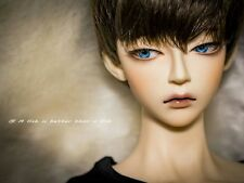 1/3 BJD Doll Handsome Uncle Boy Doll with Free eyes + Free face make up