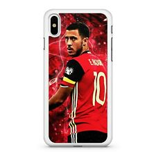 Eden Hazard Bélgica jugador de fútbol Deportes número 10 Colorido Teléfono Estuche Cubierta