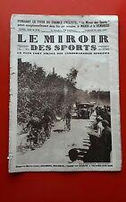 Le Miroir des Sports 376 du 24/06/1927