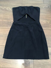 Marciano AMBER Strapless Cut-Out Dress in Black | Size 0 | NWOT | Retails $280