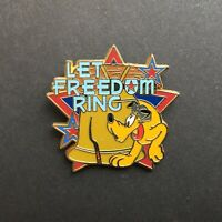 Adventures By Disney - Let Freedom Ring - Pluto Disney Pin 84461
