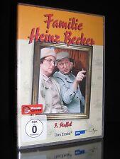 DVD FAMILIE HEINZ BECKER - STAFFEL 3 - Season - GERD DUDENHÖFFER *** NEU ***