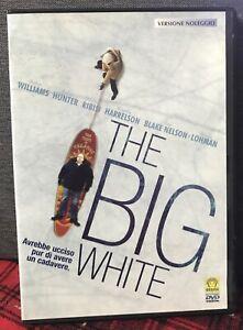 The Big White DVD EX Noleggio Robin Williams Come Da Foto