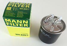 MANN Filter WK820/1 Kraftstofffilter Mercedes W169 W245 W203 S203 W204 S211 W211