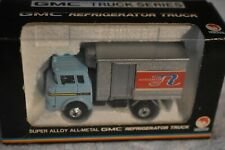 GMC Shinsei #4218 Refrigerator Truck made of Super Alloy All Metal