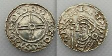 Collectable King Cnut Saxon Short Cross Penny - Stamford + Leofpine On Sta