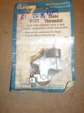1975-76 CHEVROLET CAMARO OLDSMOBILE CUTLASS NOVA ROCHESTER 1BBL CHOKE THERMOSTAT