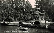 RPPC,New Plymouth,New Zealand,Pukekura Park,c.1909-20s