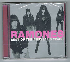 RAMONES - BEST OF THE CHRYSALIS YEARS - 18 TITRES - 2002 - CD NEUF NEW NEU