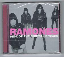 RAMONES - BEST OF THE CHRYSALIS YEARS - 18 TITRES - 2002 - CD NEUF NEW NEU