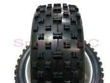 Louise RC Block 1/8 Offroad Tires Super Soft White Wheels 2pcs  #L-T3214VW