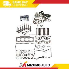 Head Gasket Set Valves Timing Belt Kit Fit 92-96 Toyota Celica MR2 Camry 5SFE