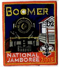 Jamboree Patch 2013 NJ Subcamp   Patch  D2 BOOMER 500000-14