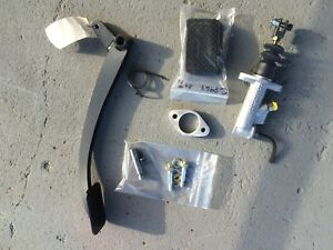 Jaguar XJ6, 12  1974-1987 Right Hand Drive Clutch Pedal Kit Use  your Pedalbox