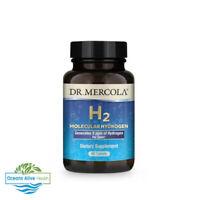 H2 Molecular Hydrogen | Dr Mercola | 90 Capsules
