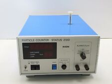 Rion Particle Counter STATUS 2100 Digital (Power Tested)