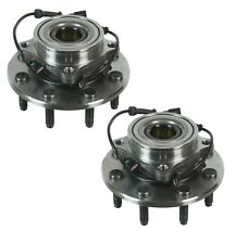 Pair Set of 2 Front Moog Wheel Bearing Hub Kit for Dodge Ram 2500 3500 03-05 4WD