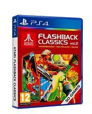 Atari Flashback Classics - Vol 2 (PS4) Brand New & Sealed UK PAL