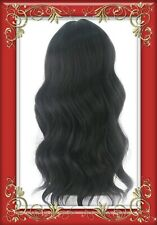 BODY WAVE SYNTHETIC LACE FRONT WIG COLOUR 1B
