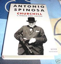 Churchill Antonio Spinosa