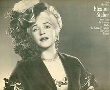 """Eleanor Steber - Verdi Heroines 12 """" LP (l6901)"""